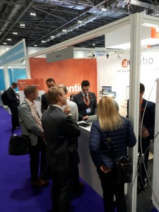 WTM guests at the Avantio stand